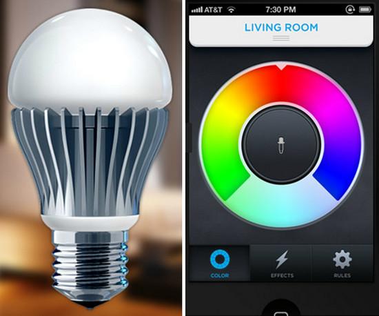 Cветодиодные Smart лампы – освещение будущего