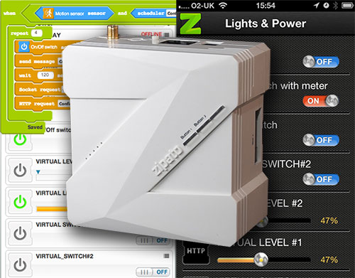 Мега обзор: Беспроводной контроллер домашней автоматизации Zipato ZipaBox