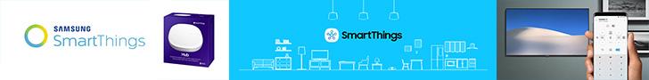 Z-Wave Plus Samsung SmartThings Hub V3