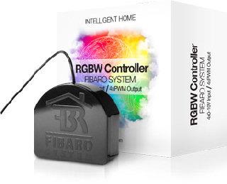 Fibaro RGBW модуль