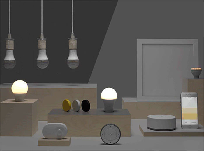 Видео: Умное беспроводное освещение от IKEA Tredfri